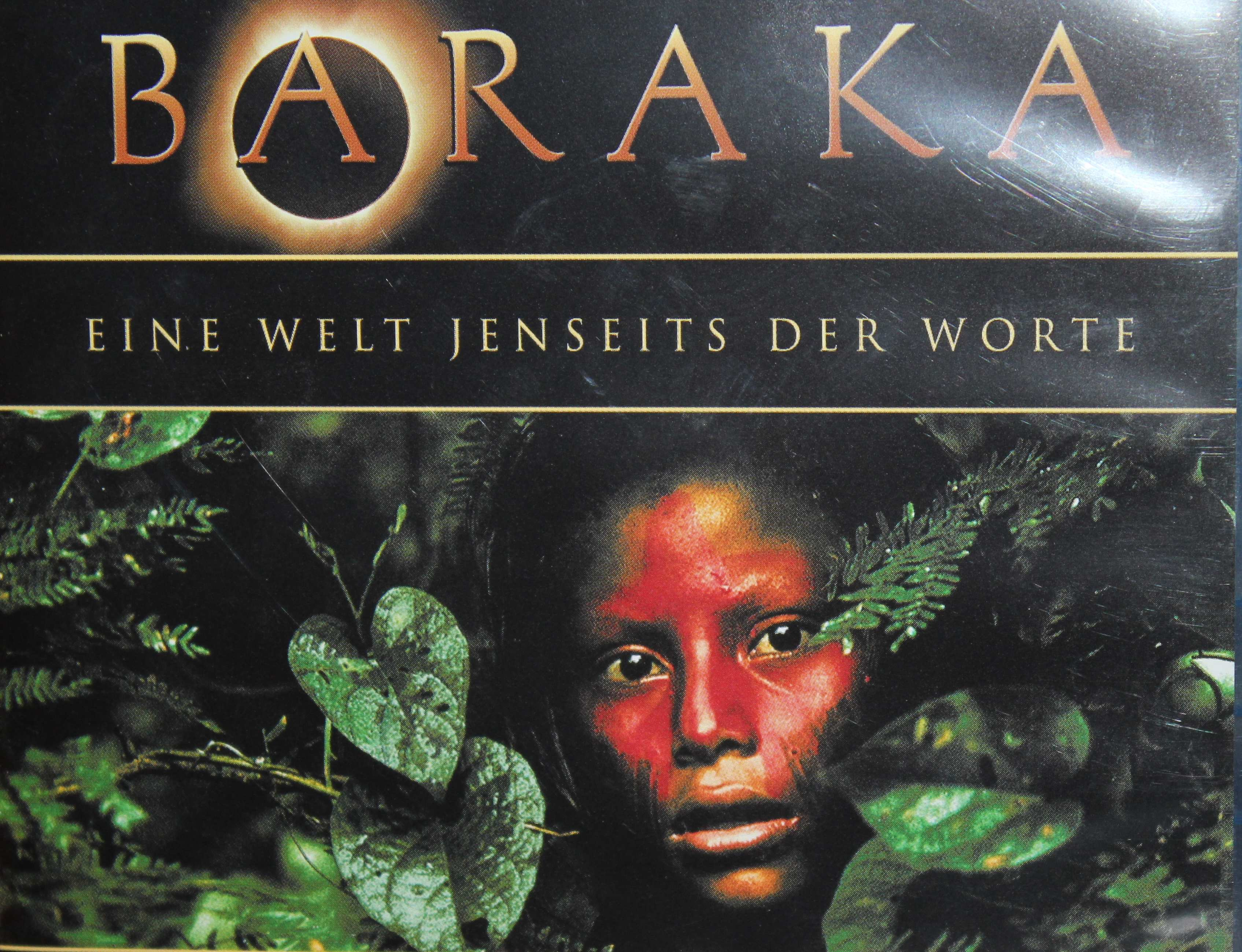 an analysis of the film baraka
